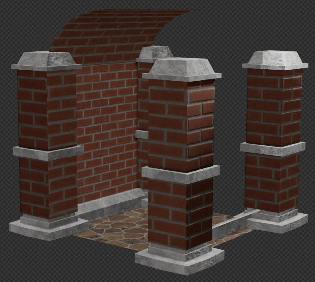 Quick Pillar Texture